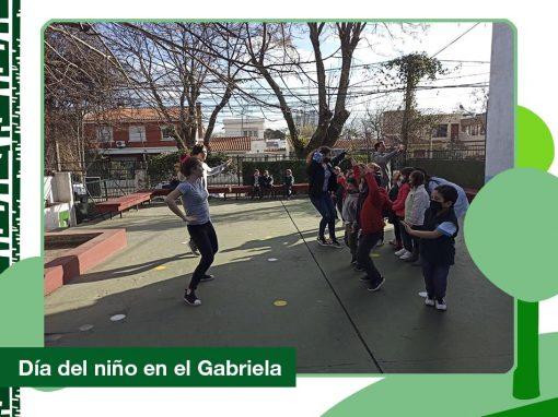 Día del niño en «el Gabriela»