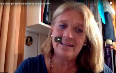 Entrevista a la psiquiatra infantil Andrea Constanst en el programa «Desayunos Informales» del Canal 12.