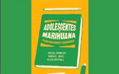 Editorial Planeta invita a la Presentación vía streaming de «Adolescentes y Marihuana. Pistas para padres y docentes.